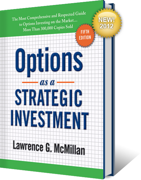 Best options strategy book