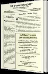 The Option Strategist Newsletter Back Issues